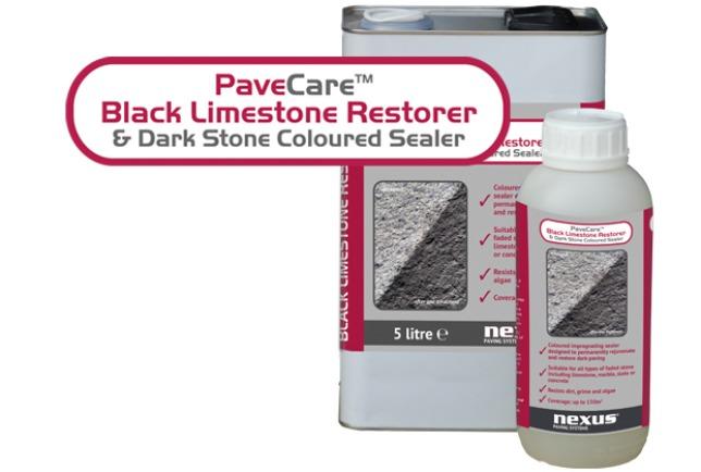 NEW...  Black Limestone Restorer