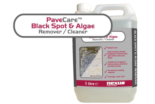 NEW... Black Spot & Algae Remover