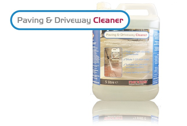 Paving & Driveway Cleaner
