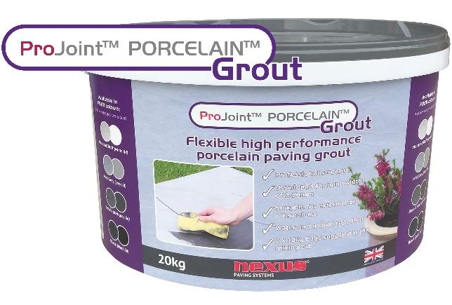 Porcelain Grout